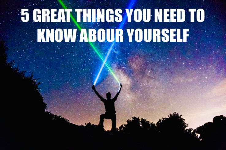 5 great things